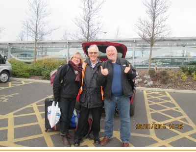 Southend Airport Car Parking Happy Customer photo